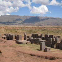 Site of Ancient Mystery Advanced Technology of Puma Punku 200x200 Pumapunku