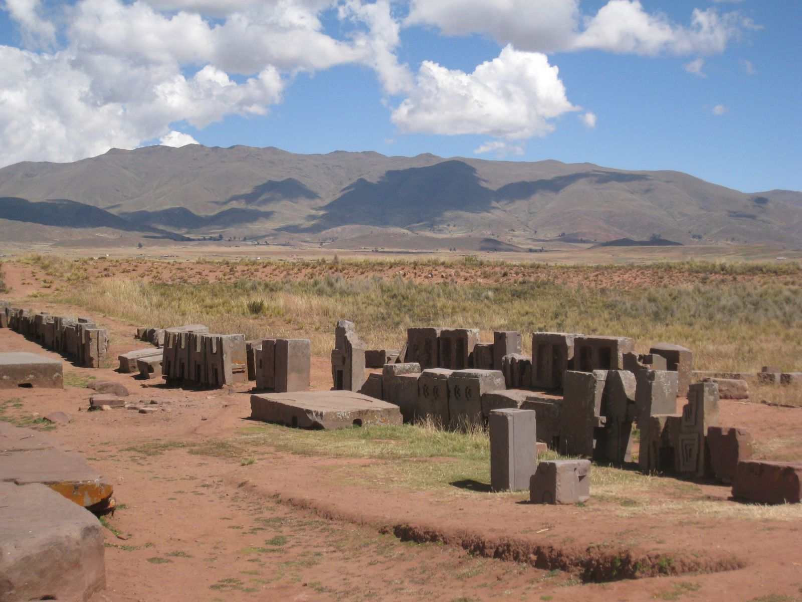Site of Ancient Mystery - Advanced Technology of Puma Punku
