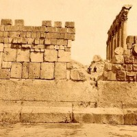 Site of Baalbek Megaliths 200x200 Baalbek