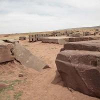 Site of Pumapunku Bolivia Tiwanaku 200x200 Pumapunku
