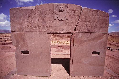 Stargate Pumapunku