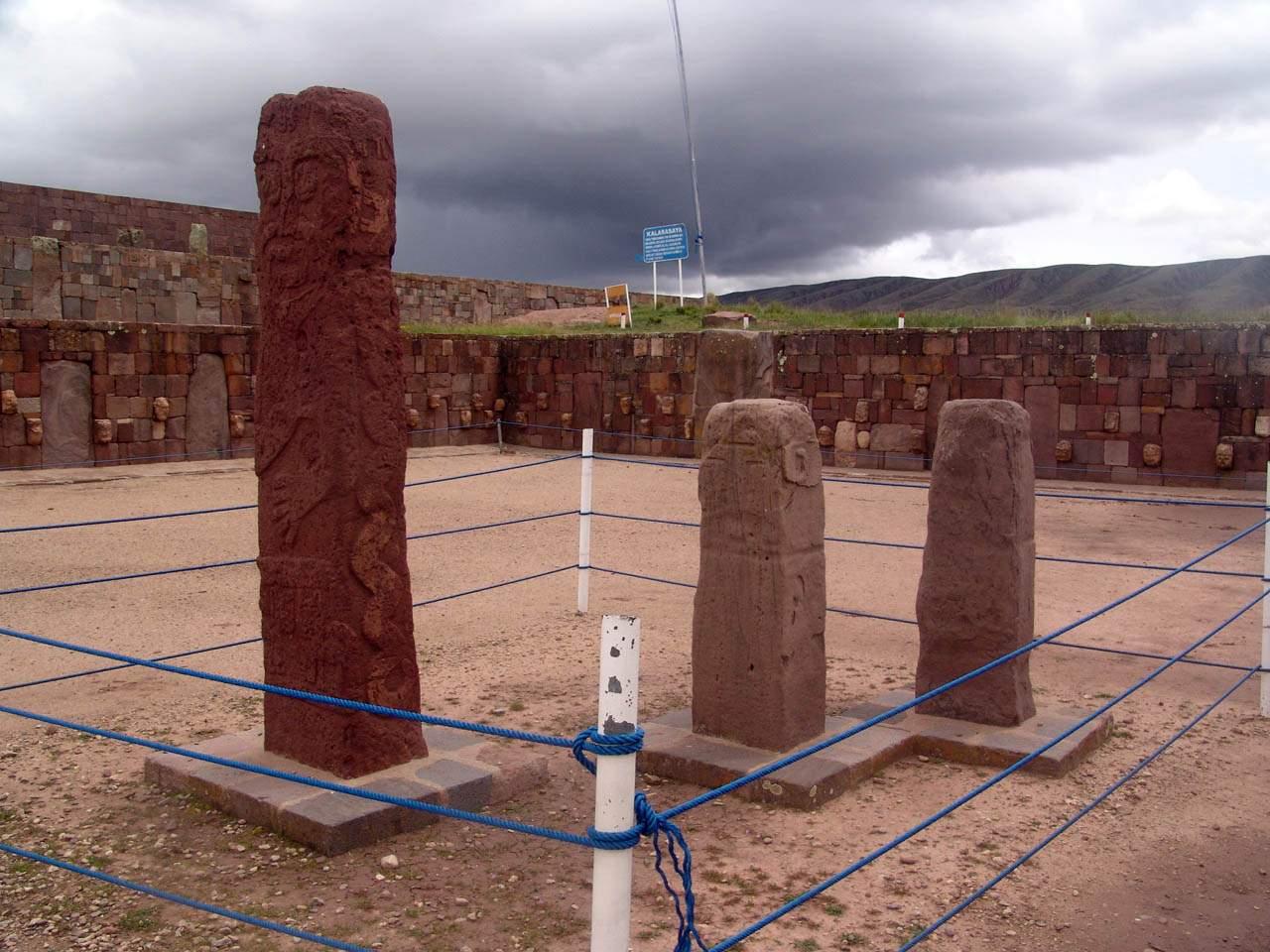 Stone Statues Pumapunku Ancient Mystery