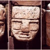 Stone heads of Pumapunku 200x200 Pumapunku