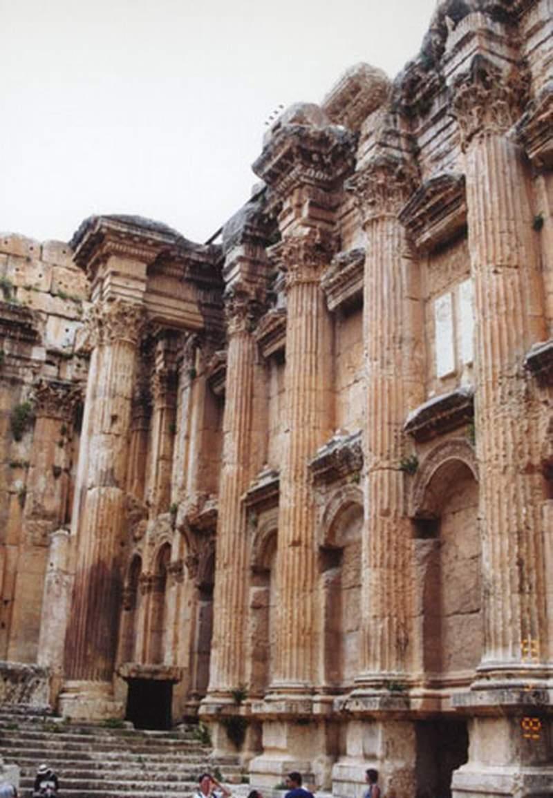 Temple Baalbek