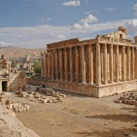 Temple of Jupiter Baalbek 200x200 Baalbek