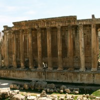 Temple of Jupiter at Baalbek 200x200 Baalbek