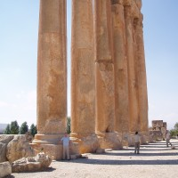 Temple of Jupiter in Baalbek Lebanon 200x200 Baalbek