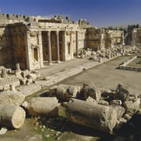 The Acropolis of Baalbek Middle East 200x200 Baalbek