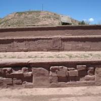 The Akapana Pyramid in Boliva Tiahuanaco 200x200 Pumapunku
