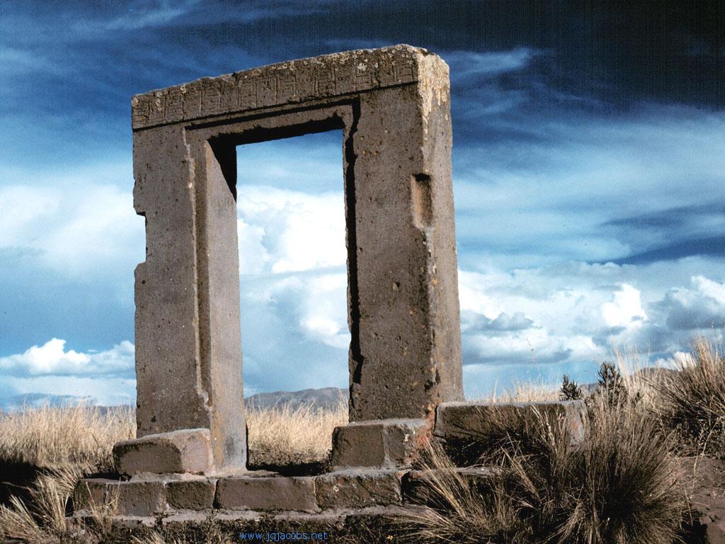 Tiwanaku Stargate