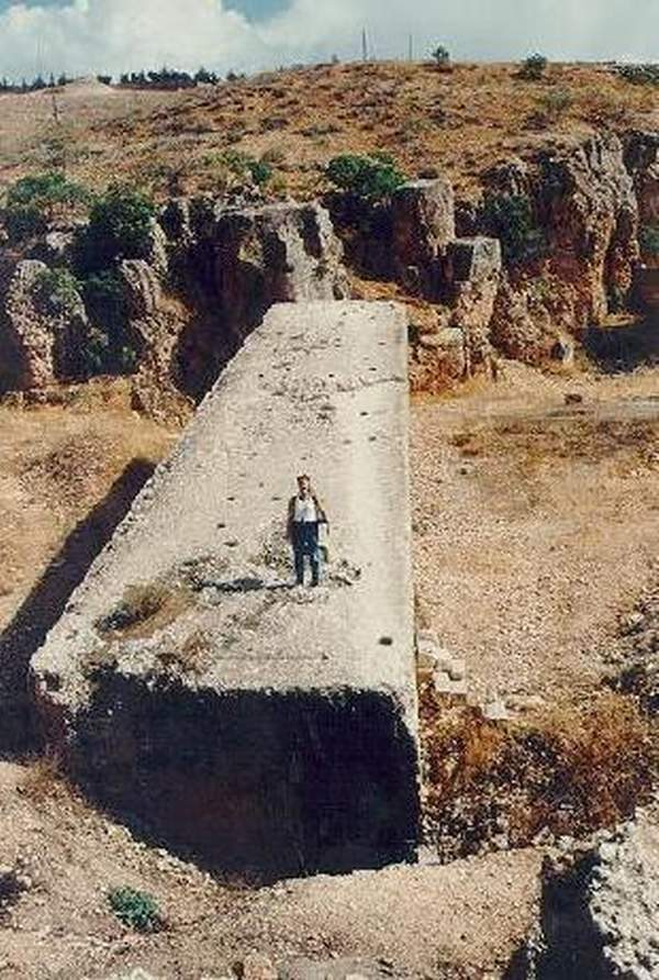 Worlds Largest Megalith Baalbek