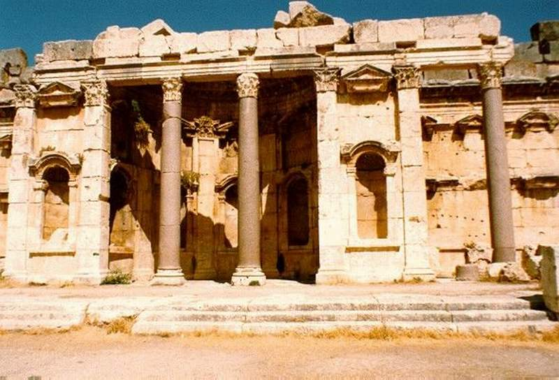 baalbek ancient city mystery