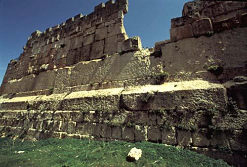 baalbek megalithic stones