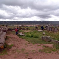 destroyed site of pumapunku megalithic structures 200x200 Pumapunku