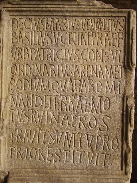 habemus papam et bacchus regebat