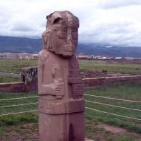 huge stone statue Pumapunku Bolivia 200x200 Pumapunku