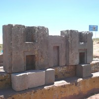 interlocking stones of Pumapunku Tiwanaku 200x200 Pumapunku