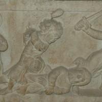 sarcophage des sts Serge et Bacchus 1179 Vérone musée du Castelvecchio 200x200 Baalbek