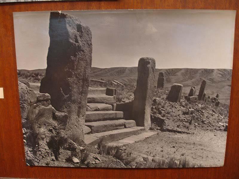tiwanaku stone megaliths