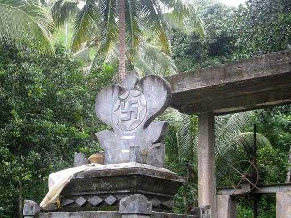 Ancient India Swastika Symbol