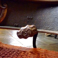 Antique Heater Handle Swastika 200x200 Ancient Swastika