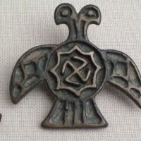 Hellenistic Thracian pin 200x200 Ancient Swastika