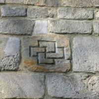 Kruszwica kolegiata swastyka 200x200 Ancient Swastika