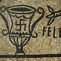 Museo Nacional de Arte Romano 200x200 Ancient Swastika