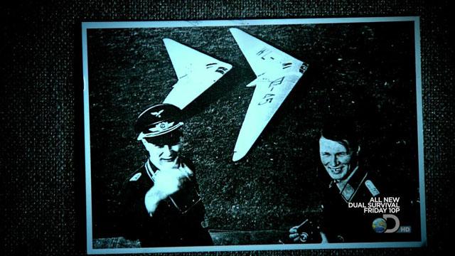 Nazi UFO Horton Flying Wing Nazi UFO Conspiracy