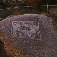 Shaman Maze Stone Petroglyph in Hemet 200x200 Ancient Swastika