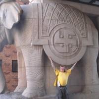 Swastika Elephand Carlsberg 200x200 Ancient Swastika