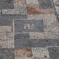 Swastika motif 200x200 Ancient Swastika