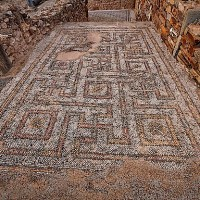 Thuburbo Majus or Thuburbo Maius is a large Roman site in northern Tunisia 200x200 Ancient Swastika
