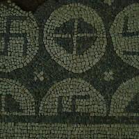Vila Armira near Ivaylovgrad II VI C. A.D. 200x200 Ancient Swastika