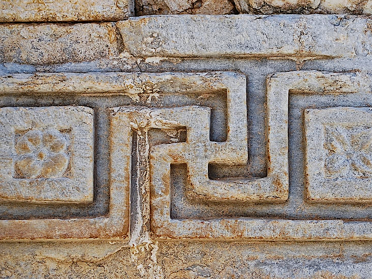 ancient greek swastika