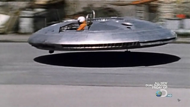 nazi ufo conspiracy aero car Nazi UFO Conspiracy