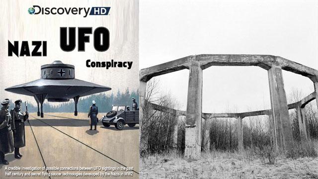 nazi ufo conspiracy discovery Nazi UFO Conspiracy