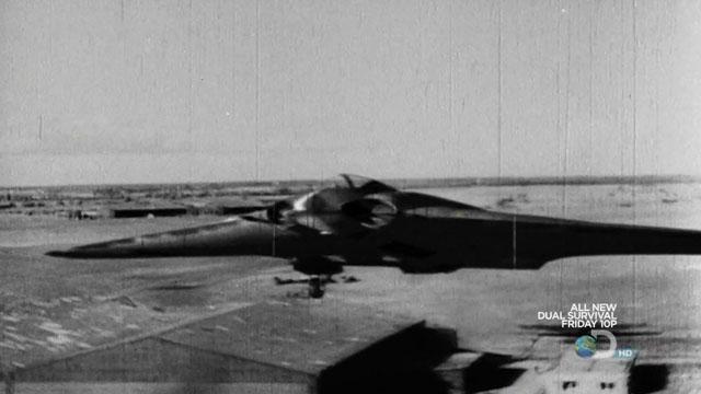 nazi ufo horton wing Nazi UFO Conspiracy