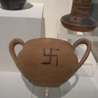 unearthed ancient vase with swastika 200x200 Ancient Swastika